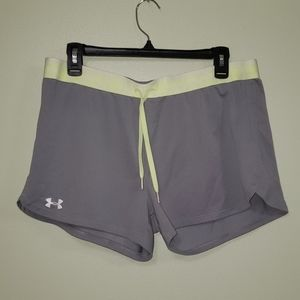 Under Armour Gray Shorts